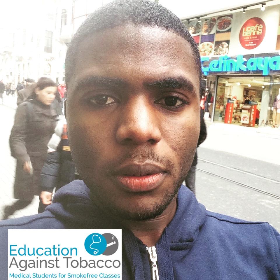 Medical student Abdullahi Umar Chara