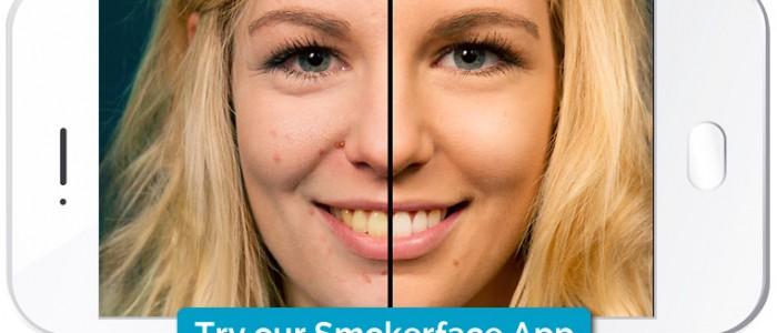 Smokerface App