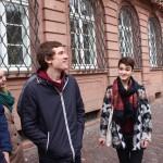 City tour in Heidelberg