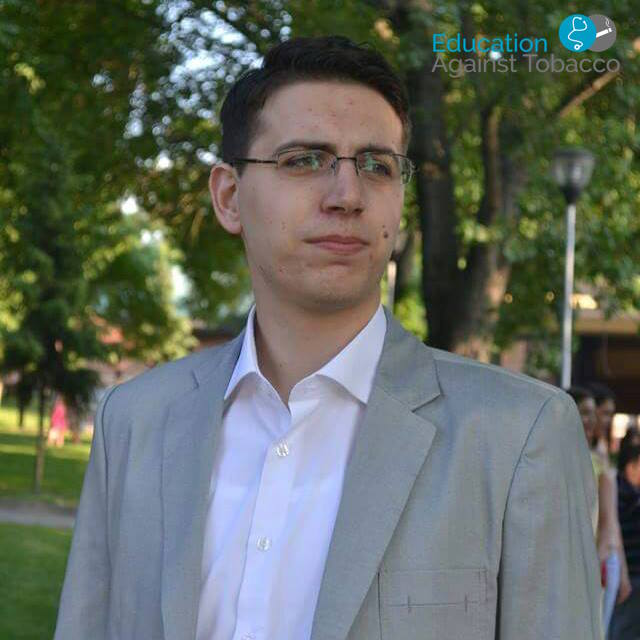 Medical Student Zlatko Božić